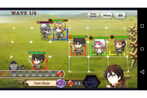 Chain Chronicle – RPG – Games for Android 2018 – Free ...