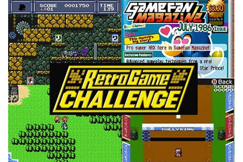 Want Retro Game Challenge 2 localized? Open up that wallet