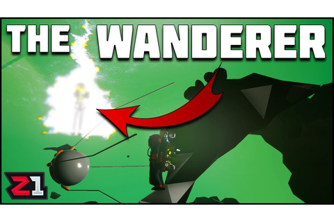 Finding THE WANDERER !! More Skins, Suits and Satellites ...