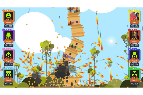 Multiplayer Physics-Based Tower Of Babel Coming To ...
