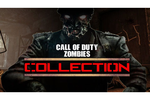 Call of Duty Zombies Standalone Game Leaked, Call of Duty ...
