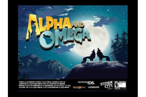 Alpha and Omega DS - YouTube