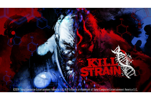 Kill Strain is Sony's latest twin-stick shooter, releasing ...