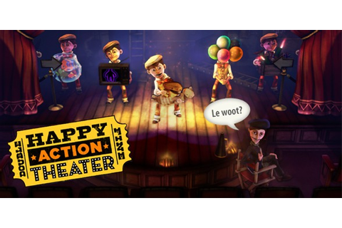 Double Fine Happy Action Theater | The International House ...