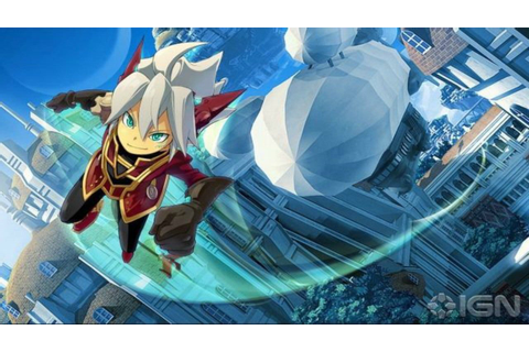 Rodea: The Sky Soldier Headed West - IGN