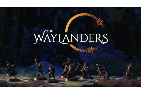 The Waylanders | the board game by Eclipse Editorial ...