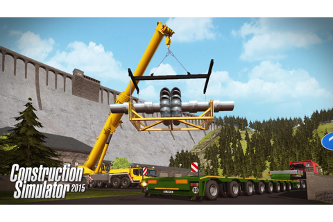 Buy Construction Simulator 2015: Liebherr® LTM 1300 6.2 ...