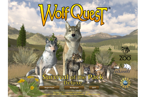 WolfQuest [Game Review?] | OMG Girls Game!
