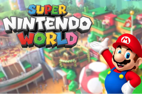 Super Nintendo World: First Super Mario theme park ...