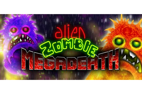 Alien Zombie Megadeath (2011) by PomPom Games Windows game