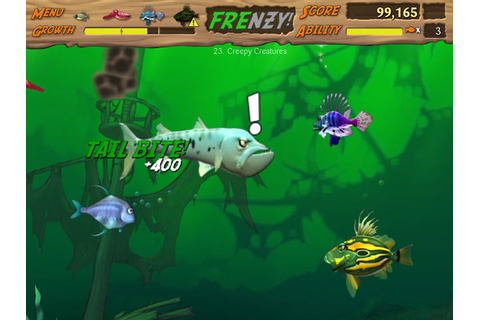 Feeding Frenzy 2 Game - Free Download Full Version For Pc