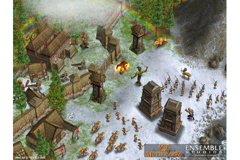 Age of Mythology PC Galleries | GameWatcher