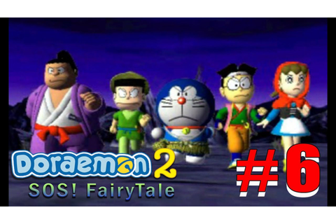 Doraemon 2: SOS! Otogi no Kuni - Stage 6 walkthrought ...