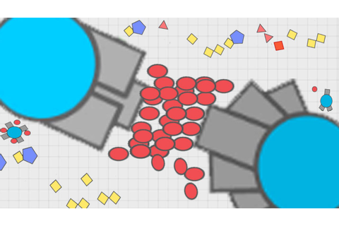 Diep.io - Full Upgrades Tanks Destroyer & Sniper | Diepio ...