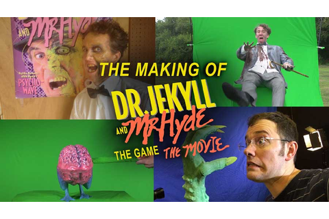 Dr Jekyll and Mr Hyde -The Game: The Movie - 2015