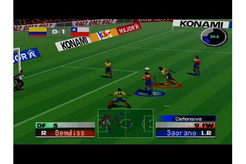 International Superstar Soccer 2000 Gameplay Friendly ...
