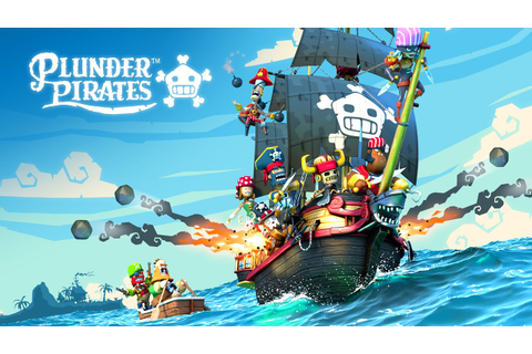 PLUNDER PIRATES - GAME LAUNCH TRAILER - YouTube