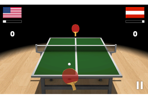 Virtual Table Tennis 3D - Android Apps on Google Play