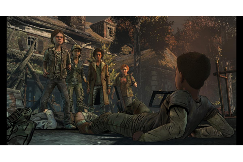 The Walking Dead - L'Ultime Saison Xbox One chez Just for ...