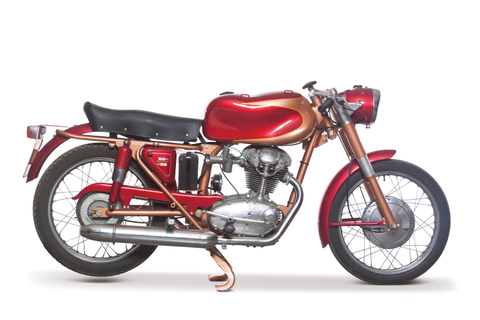 1958 Ducati 175 Sport | Top Speed