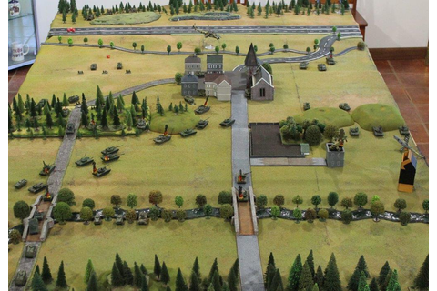Sparker's Wargaming Blog: Team Yankee - The Rotwein Spur ...