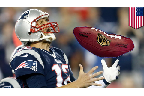 Deflategate: Tom Brady suspended 4 games without pay for ...
