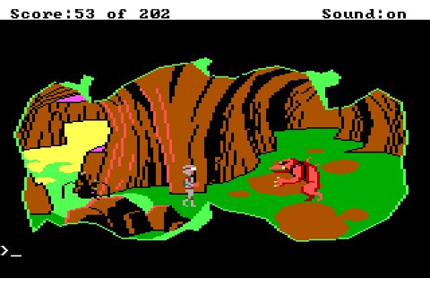 Picture of Space Quest: The Sarien Encounter
