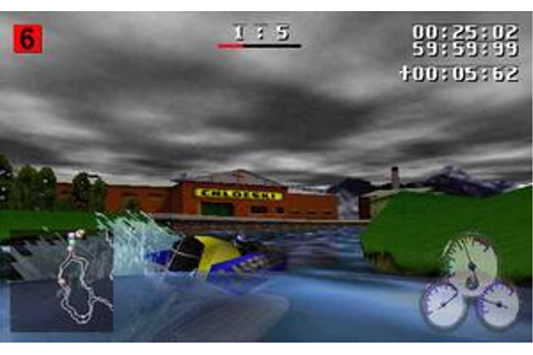 VR Sports Powerboat Racing Download (1998 Sports Game)