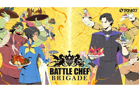 Battle Chef Brigade for Nintendo Switch Mixes Hack 'n ...