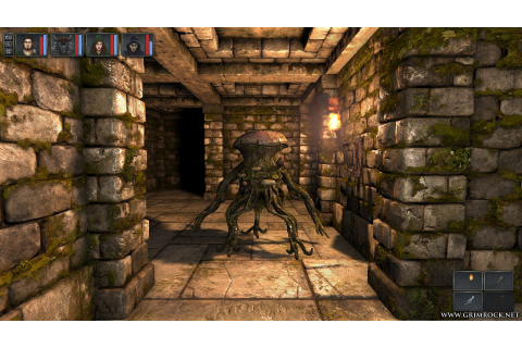 Legend of Grimrock [Dungeon Crawler] - inXile Forums