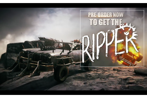 Mad Max game, The Ripper