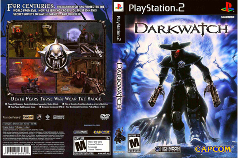 Darkwatch (USA) ISO