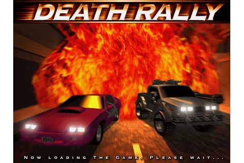 Download Death Rally racing for DOS (1996) - Abandonware DOS