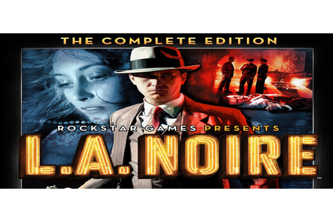 LA Noire Free Download Full PC Game FULL Version