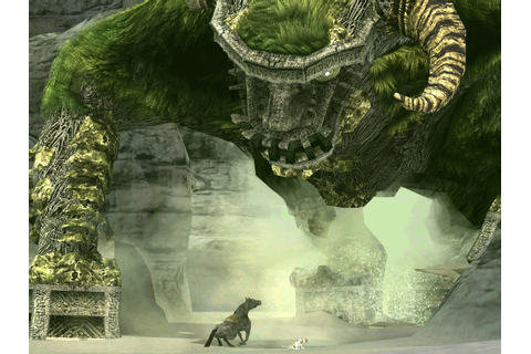 The Ico and Shadow of the Colossus Collection | Binary ...