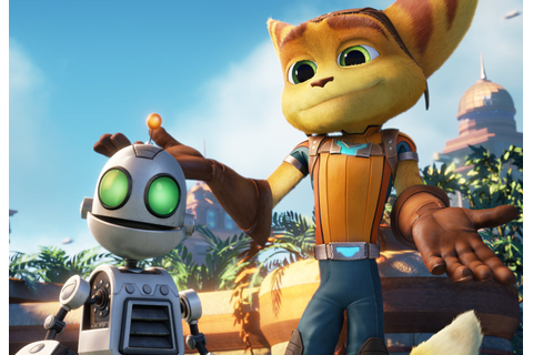 Ratchet & Clank Return This Year With Their PS4 Debut