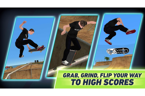 Tony Hawk's Skate Jam grinds its way onto the Play Store