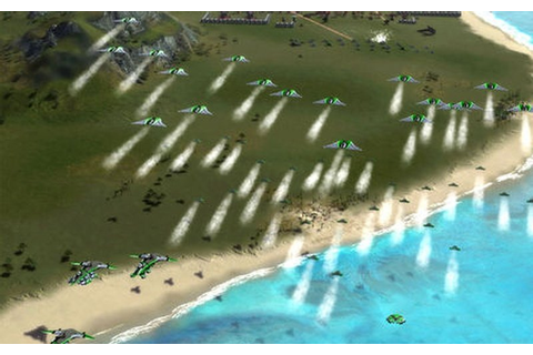 Supreme Commander: Forged Alliance on Steam - PC Game ...