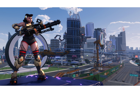 Agents of Mayhem Releases On PC August 15th With GameWorks ...