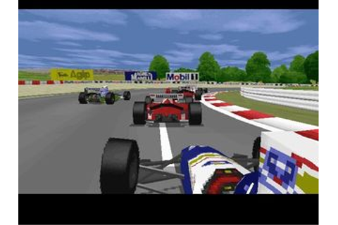 Grand Prix II (DOS) Game Download