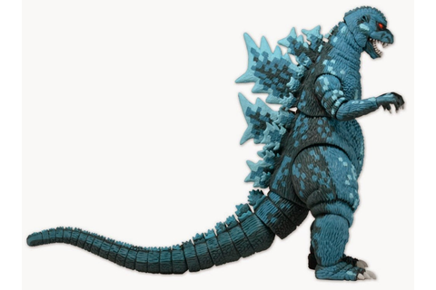 The Official NECA Godzilla Information, Updates, and ...