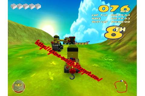 Free Download Game Lego Racer 2 Full version