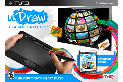 uDraw Studio: Instant Artist - PlayStation 3 - IGN