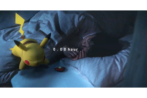 New Nintendo Game Lets You Catch Pokémon by Sleeping