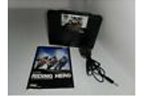 RIDING HERO GAME CARTRIDGE & INSTRUCTIONS FOR NEO GEO AES ...