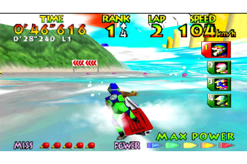 Wave Race 64 Hits Wii U's Virtual Console in North America