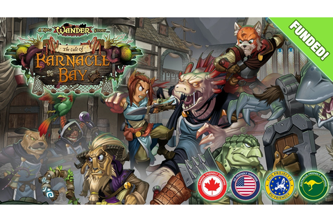 "Wander: ""The Cult of Barnacle Bay"" by Panda Cult Games ..."