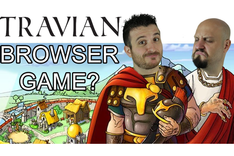 I BROWSER GAME - INIZIAMO - TRAVIAN - YouTube