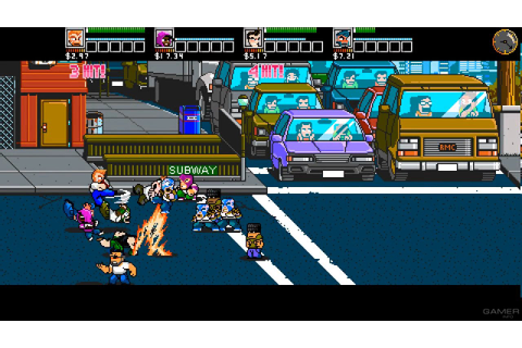 River City Ransom: Underground (2017 video game)