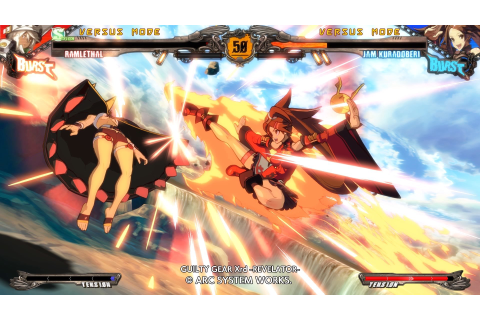 Guilty Gear Xrd -REVELATOR- Archives - GameRevolution